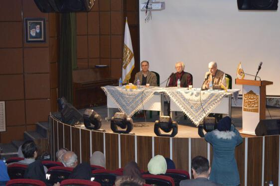 Mahmoud Dolatabadi and People