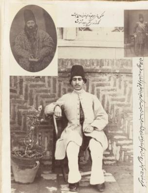 آلبوم علی خان والی